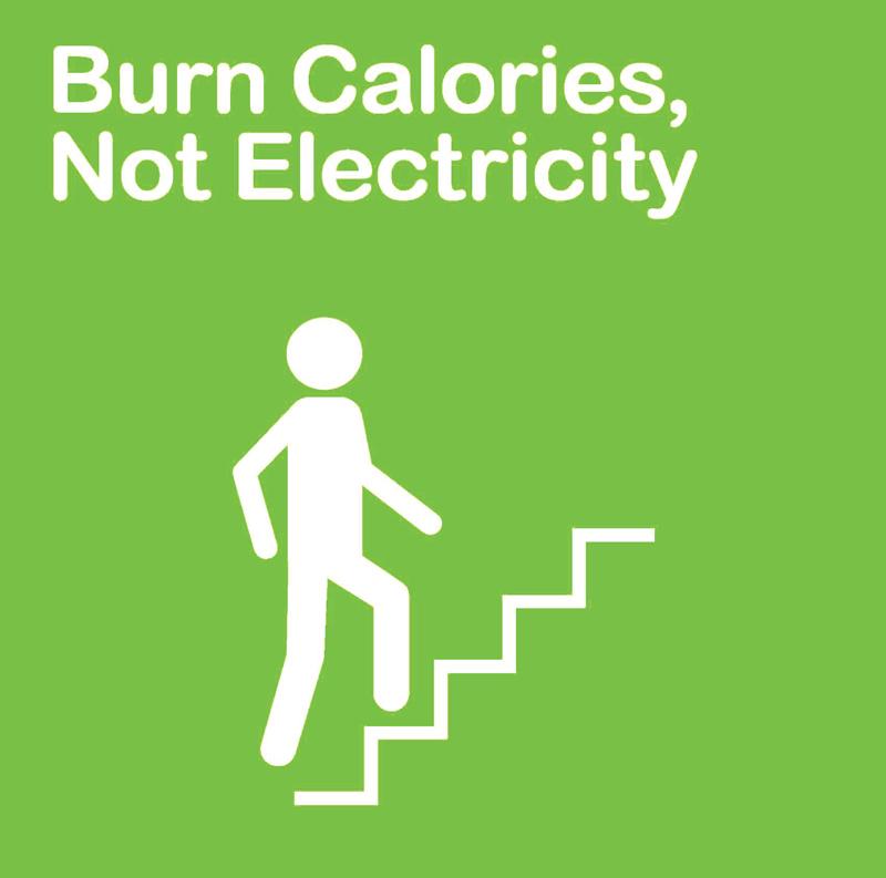 Quema calorías, no electricidad