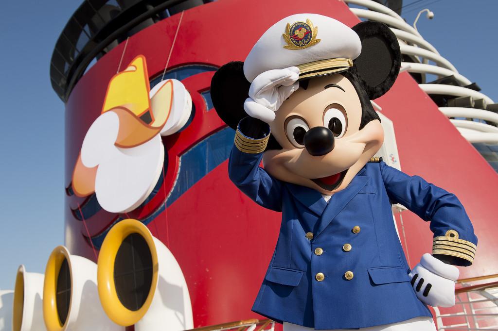 Saludos Capitán Mickey