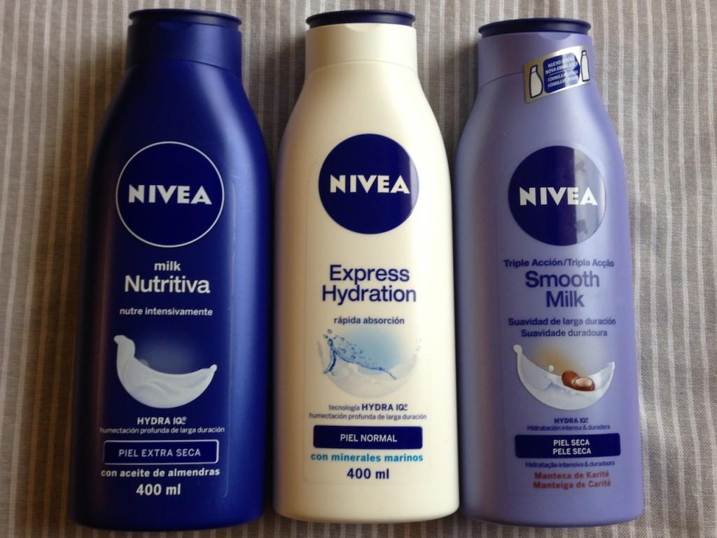 Nuevas Cremas Nivea