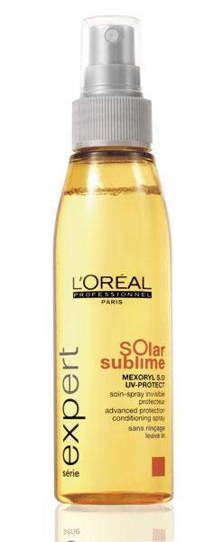 Protege tu cabello de los rayos del sol.