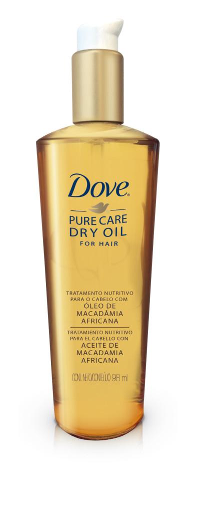 Dry Oil de Dove