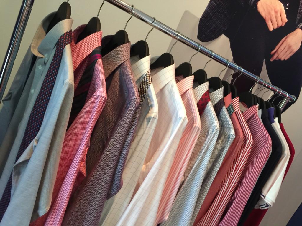 Camisas Pink