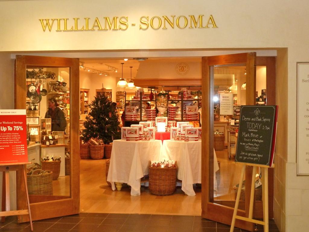 En Williams-Sonoma encontrarás todo para tu cocina.