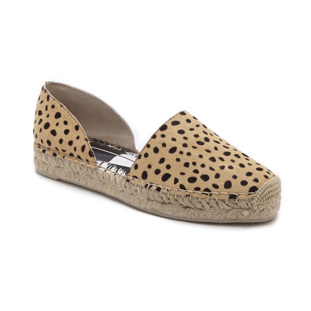 alpargata leopardo
