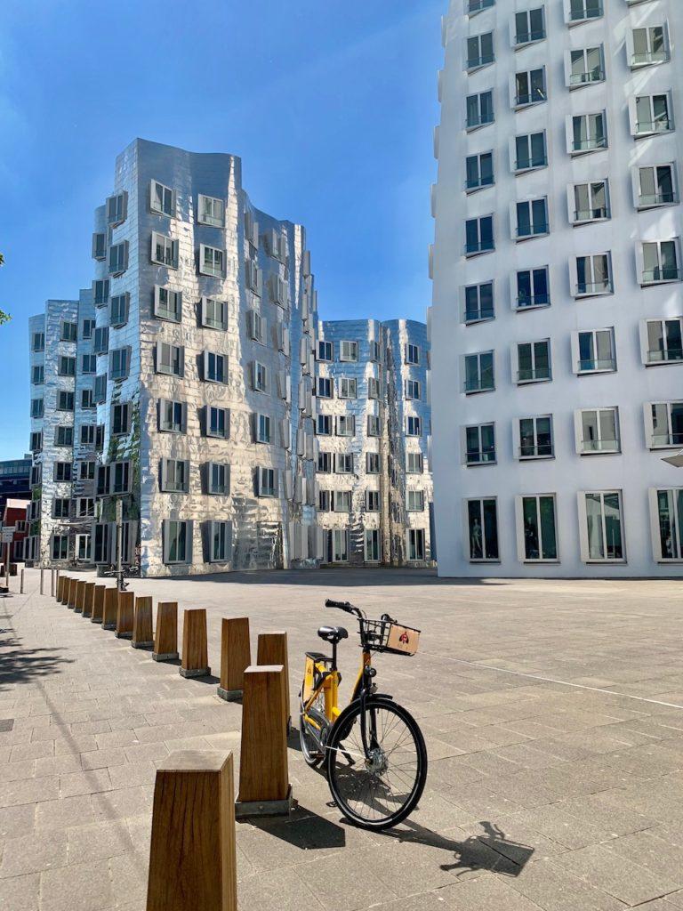 Verano en Düsseldorf, Alemania