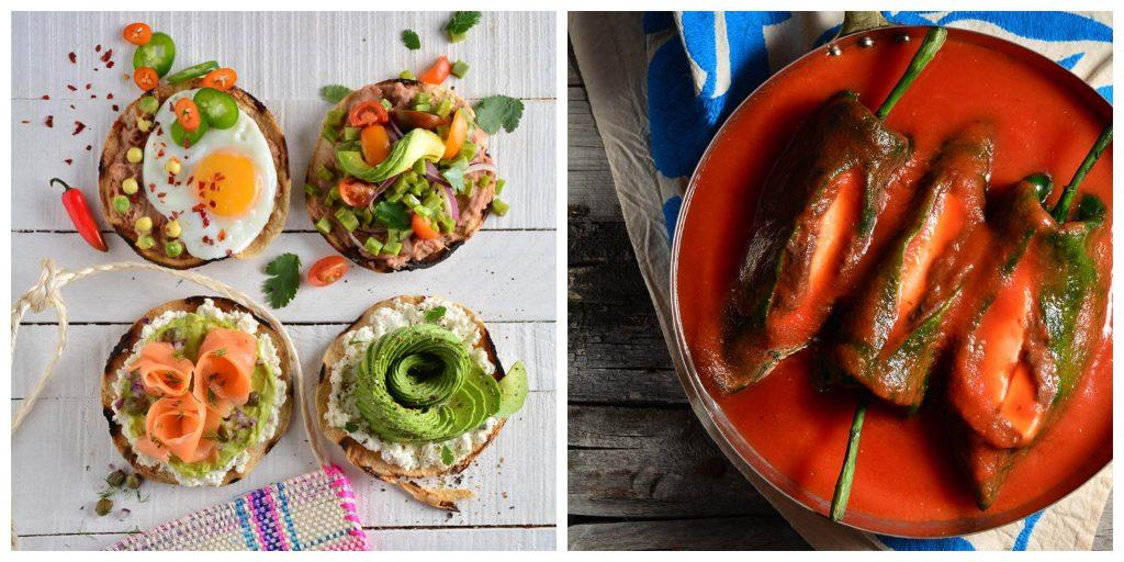 cocina mexicana saludable