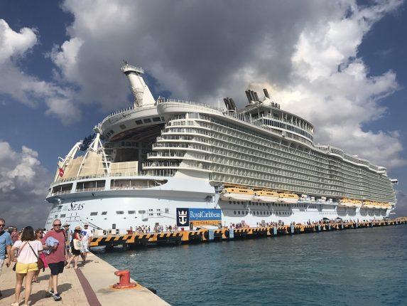 tu primer crucero