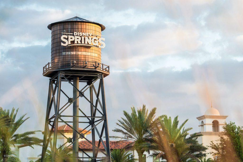 Apertura Disney Springs