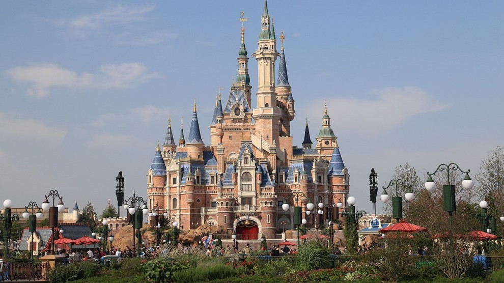 Apertura Disney Shanghai
